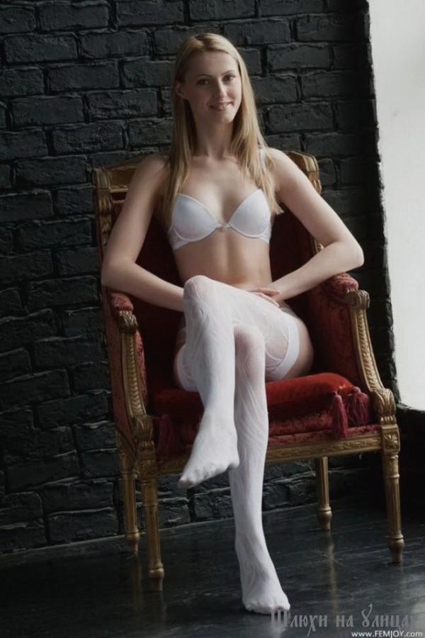 Аннета - расслабляющий массаж